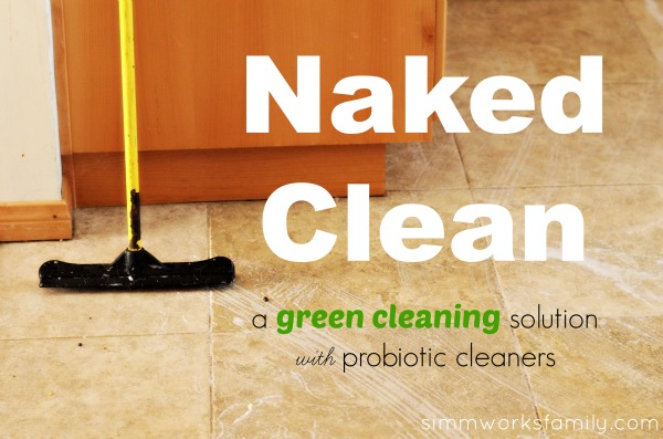 Naked Clean Probiotic Cleaners