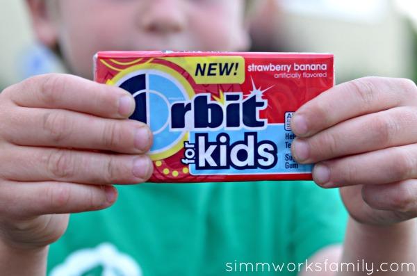 Orbit for Kids Gum
