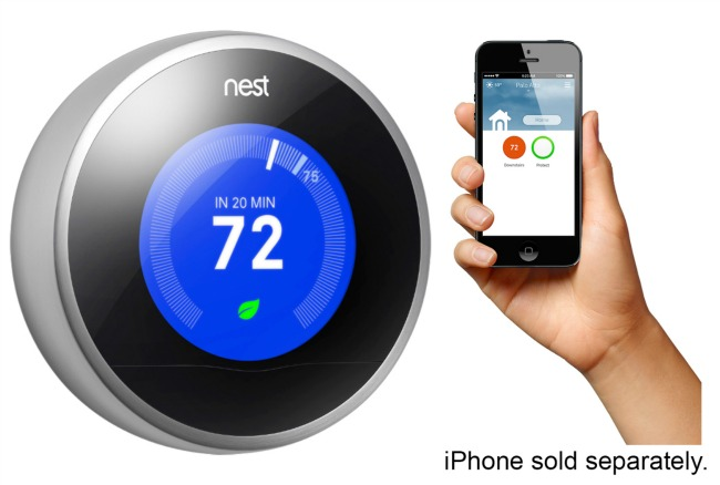 Programmable Nest Thermometer