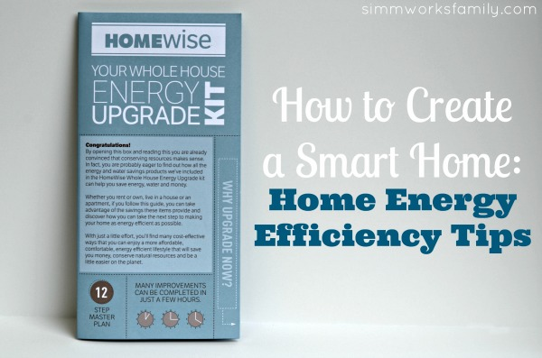 How to Create a Smart Home: DIY Home Energy Efficiency Tips ...