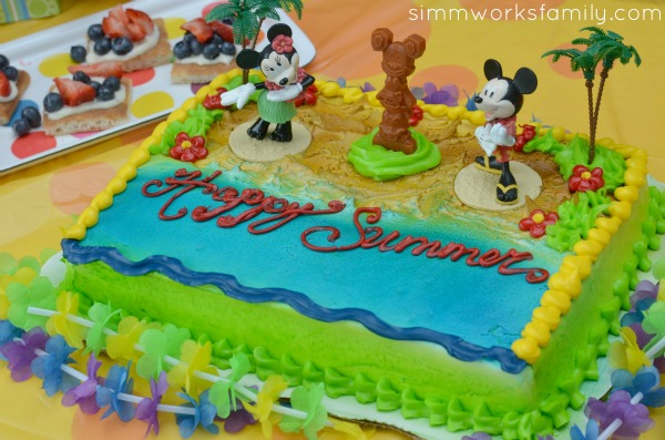 minnie mouse summer party 12
