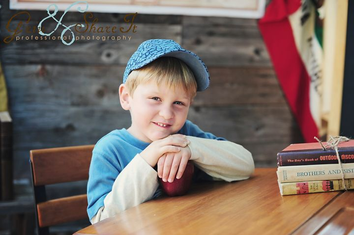 Gymboree Grow with Me Preparing for Kindergarten Grin & Share It Photography 5