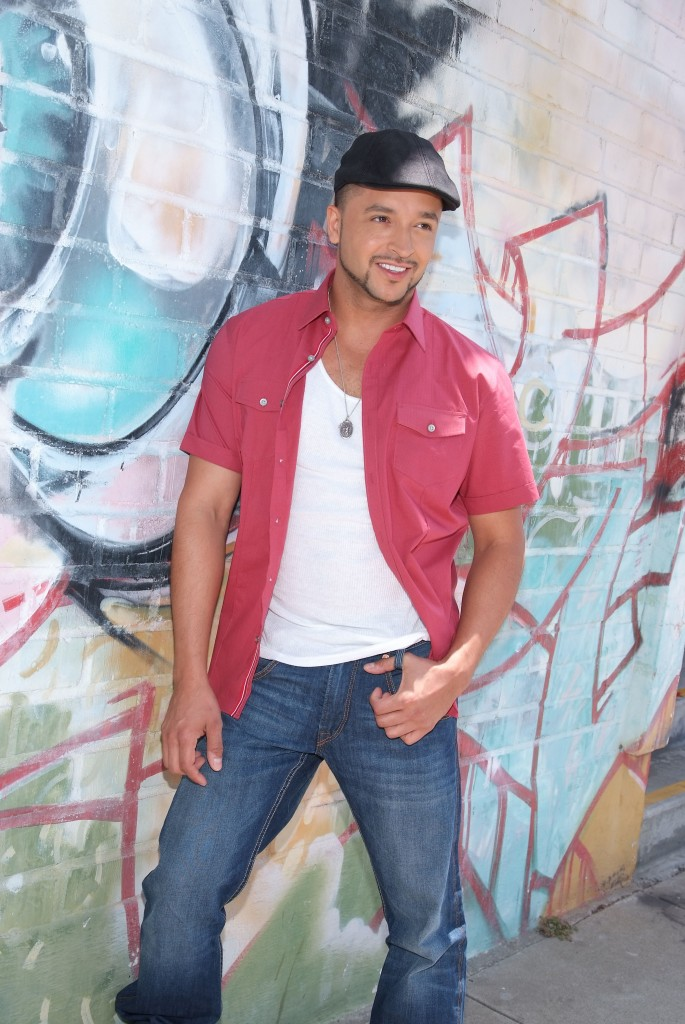 In The Heights Jai Rodriguez - photo credit Ed Krieger copy