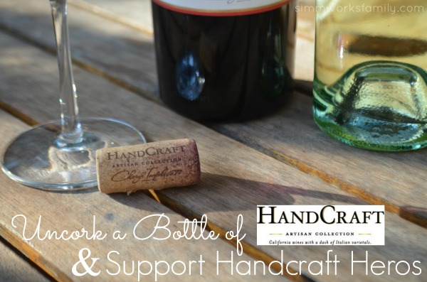 Handcraft Wines uncorked