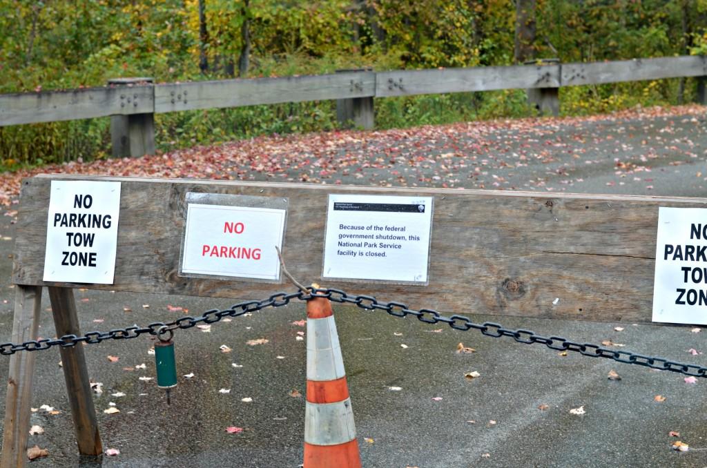 Government Shutdown Minuteman Park Massachusetts Boston Trip 2013