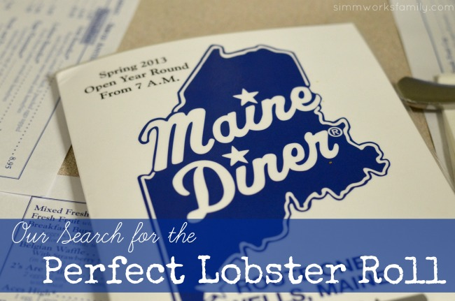 Our Search for the Perfect Lobster Roll in Maine