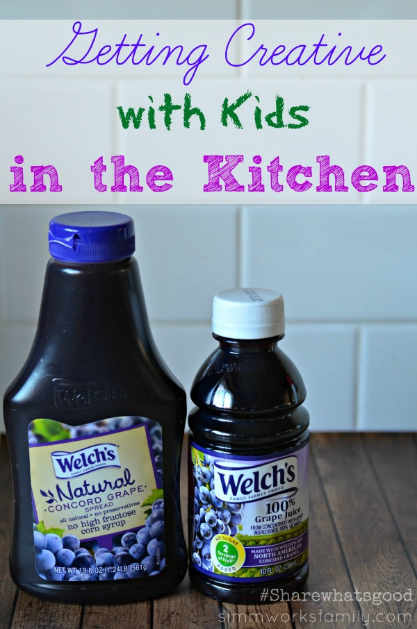 Welch's concord grape spread and juice1