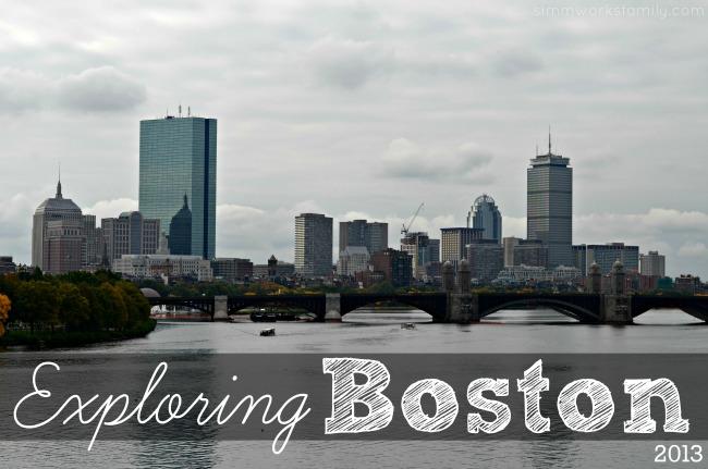 exploring boston 2013 day 2