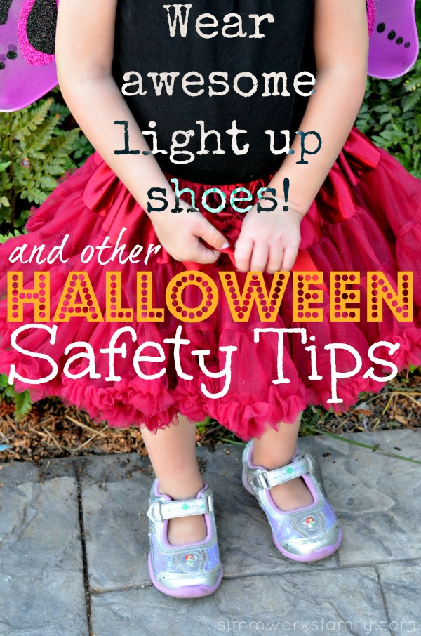 halloween safety tips stride rite 2