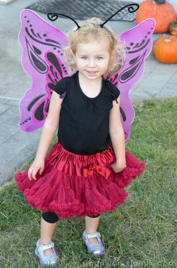halloween safety tips stride rite butterfly