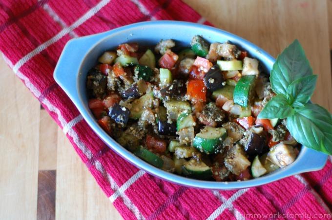 slow cooker ratatouille recipe 2