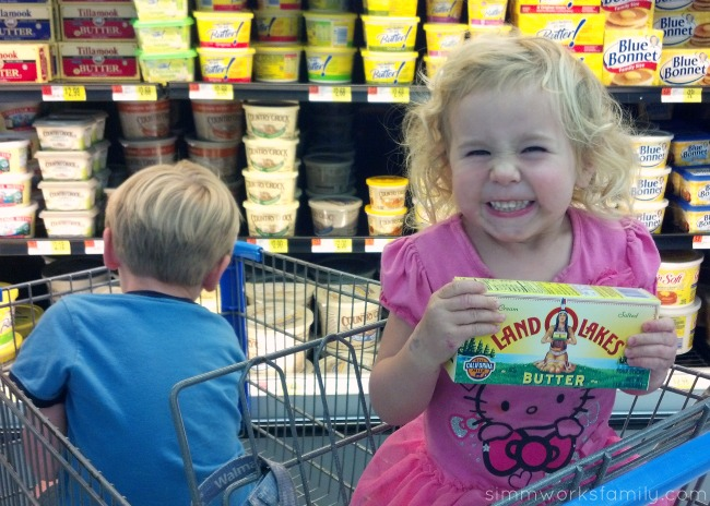 Land o Lakes Butter at Walmart resized