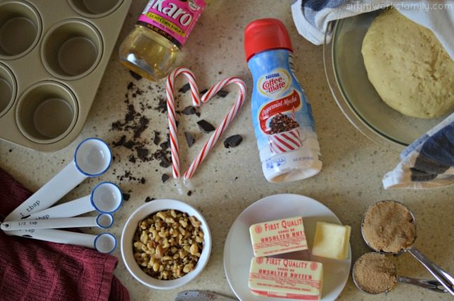 Sticky Buns ingredients #loveyourcup #shop