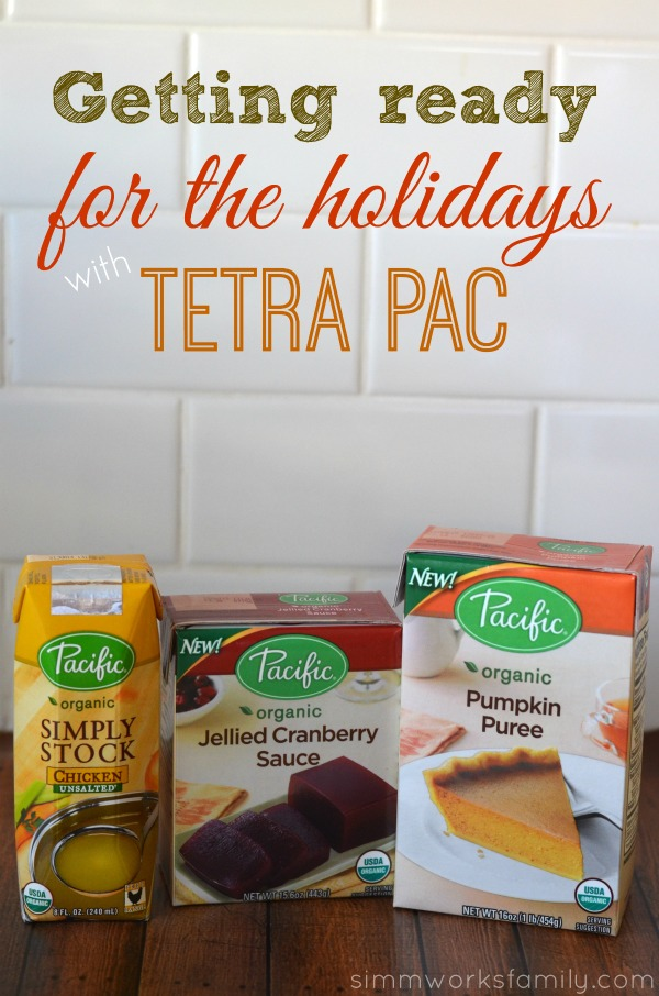 Tetra Pac Pacific Foods holiday items