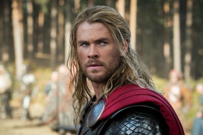 Thor The Dark World Chris Hemsworth resized