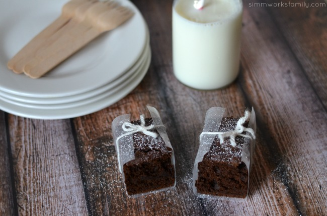 gingerbread cake over view #shop