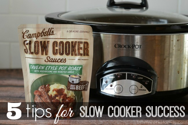 Campbell's Slow Cooker Success