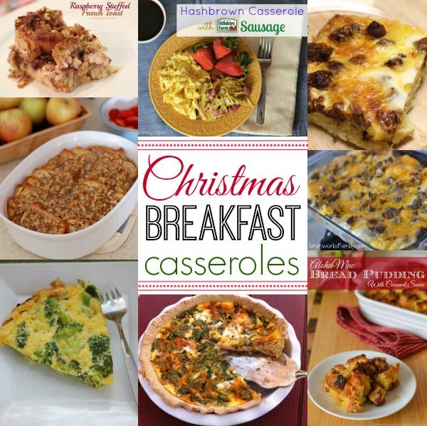 Christmas Breakfast Casserole Recipes