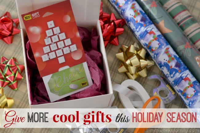 Cool Gifts Best Buy Gift Card #OneBuyForAll #shop