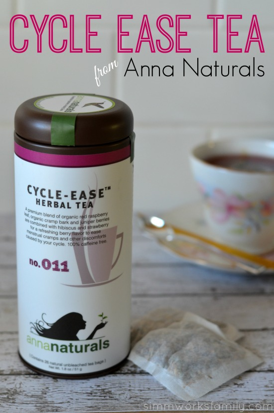 Cycle Ease Tea from Anna Naturals