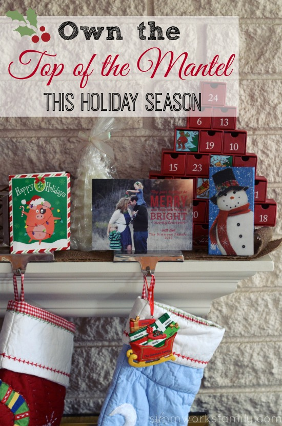 Own the Top of the Mantel with Cardstore