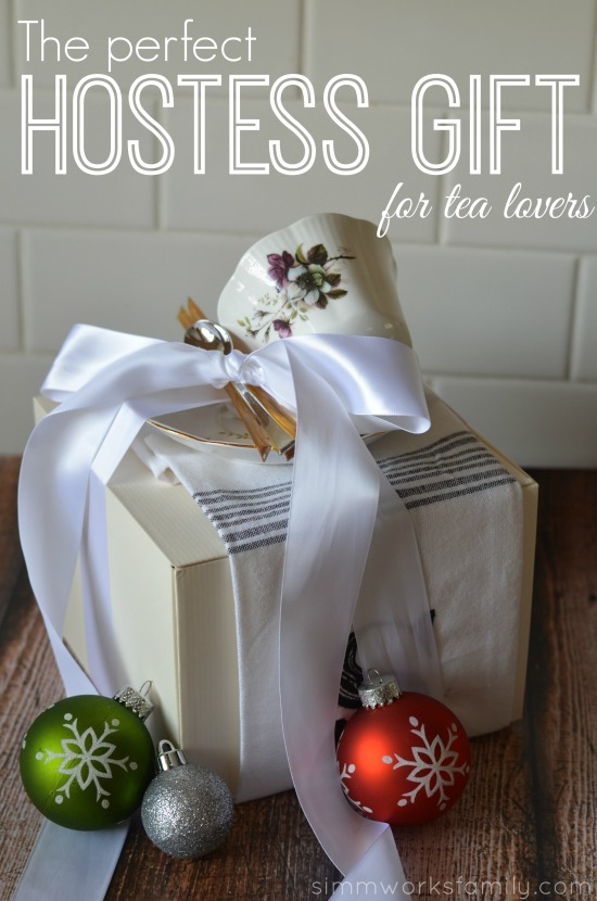 Perfect Hostess Gift for Tea Lovers with Bigelow Tea #AmericasTea #shop
