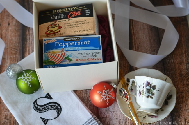 Perfect Hostess Gift for Tea contents #AmericasTea #shop