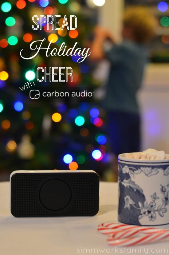 Pocket Speaker Holiday Cheer #PocketBoom #shop