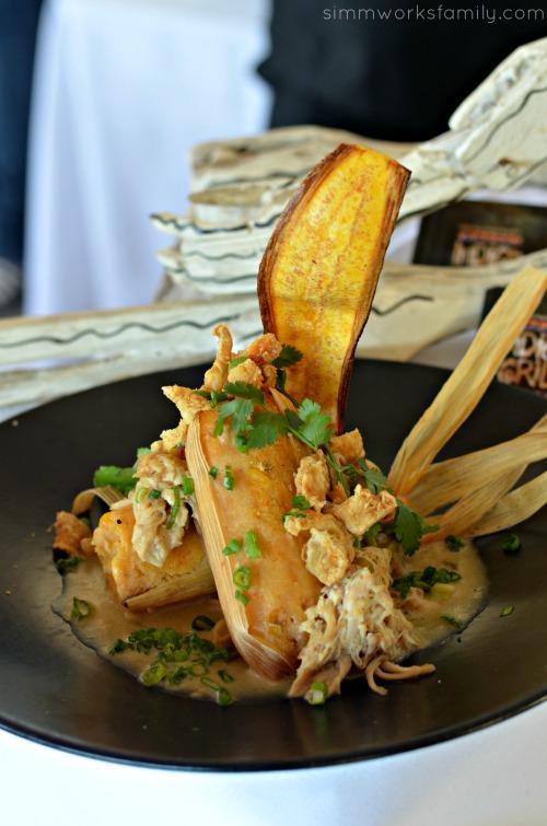 San Diego Restaurant Week Indigo Grill Sweet Corn Tamale