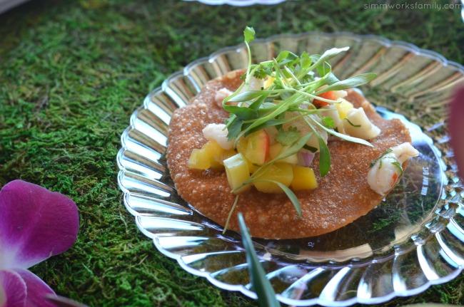 San Diego Restaurant Week Peohes Ceviche Tostadas
