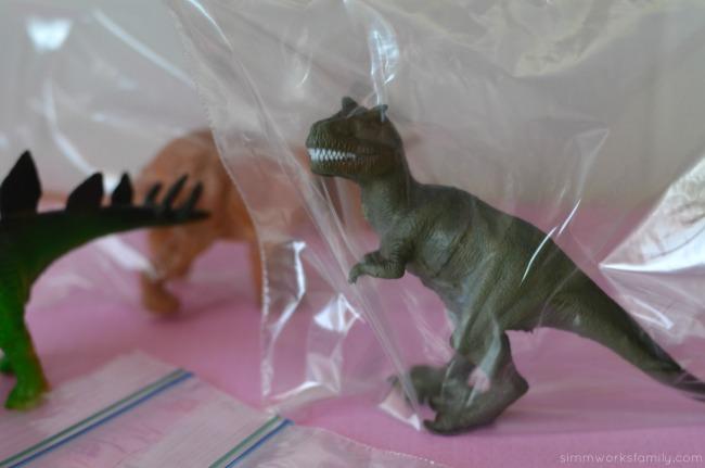 dinosaur valentine printable dinos in bags