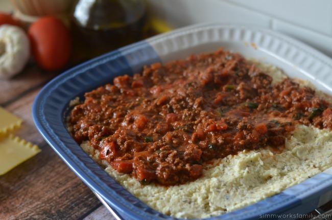 lasagna recipe finishing layers #luvsofab14