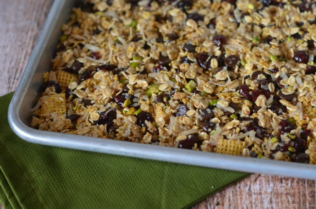pistachio granola bar recipe bar pan