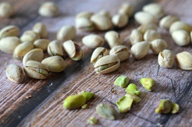pistachio granola bar recipe pistachios