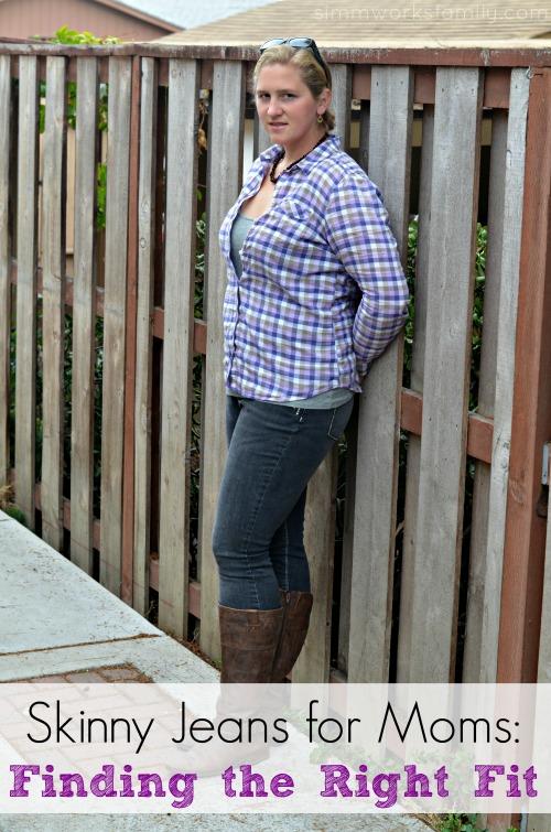 skinny jeans for mom