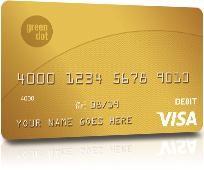 Visa Green Dot Prepaid