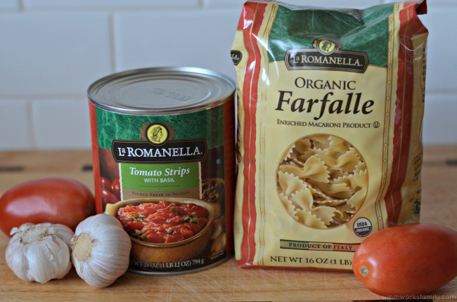 pasta puttanesca la romanella pasta and tomatoes #shop