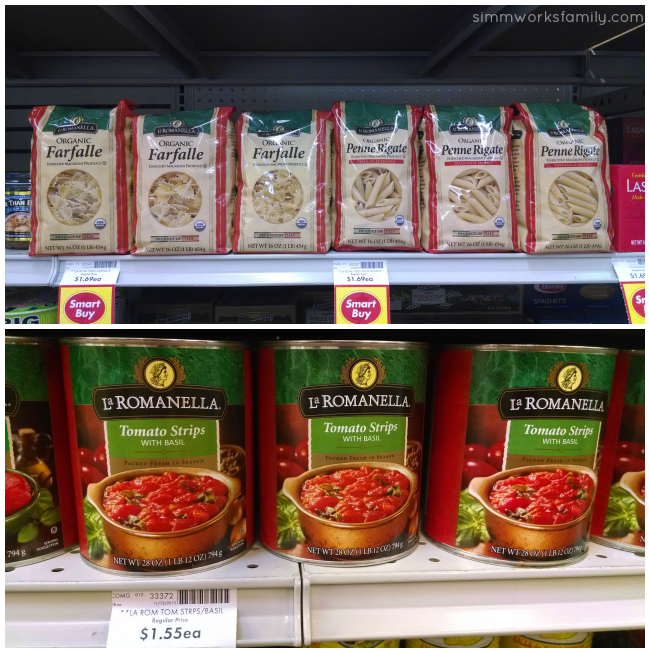 pasta puttanesca la romanella smart and final #shop