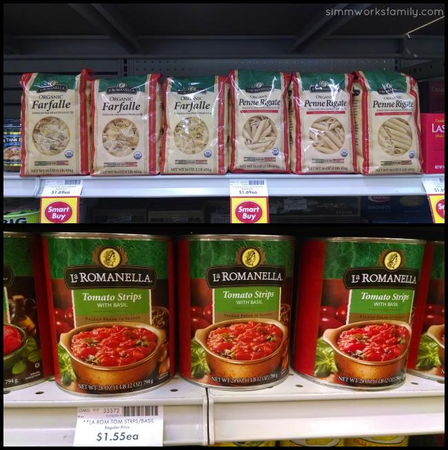 pasta puttanesca la romanella smart and final #shop