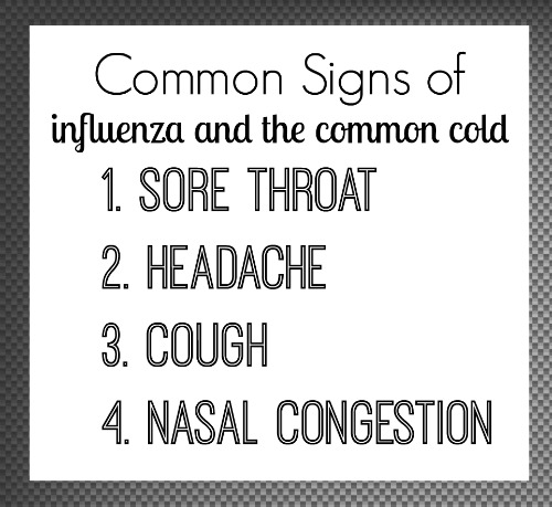 signs of common cold jani-king