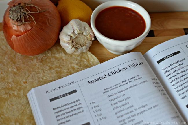 125 Best Chicken Recipes book Chicken Fajitas