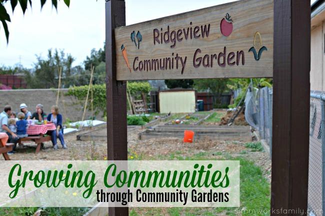 Growing Communities through Community Gardens plus a hashbrown recipe