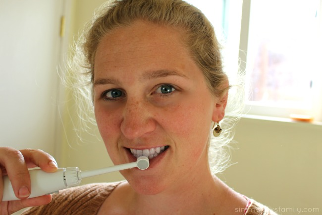 Make Your Morning Routine Easier - waterpik toothbrush