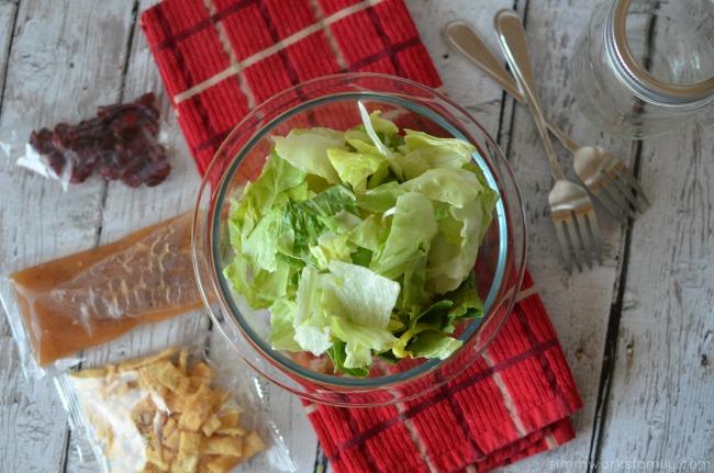Salad In A Jar Ideas fresh express salad ingredients