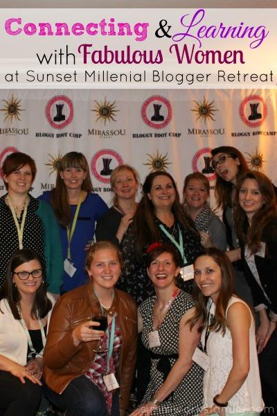 Sunset Millennial Summit at Women Get Social #smsummit