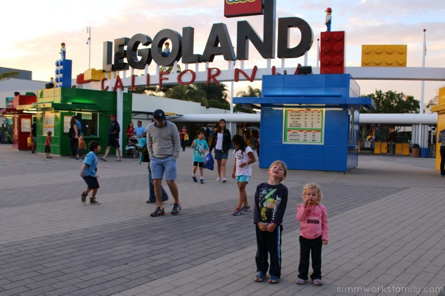 Top 5 Things to Do at Legoland California