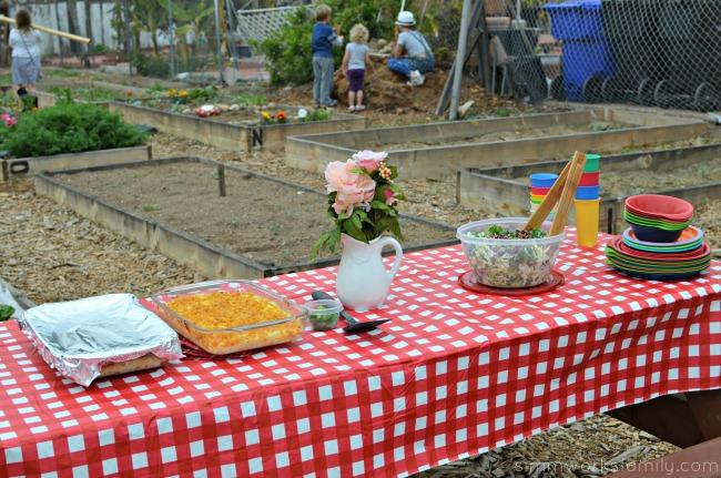 growing communities hash brown recipe dinner spread