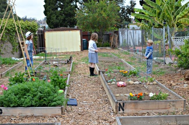 growing communities hash brown recipe playing in the garden