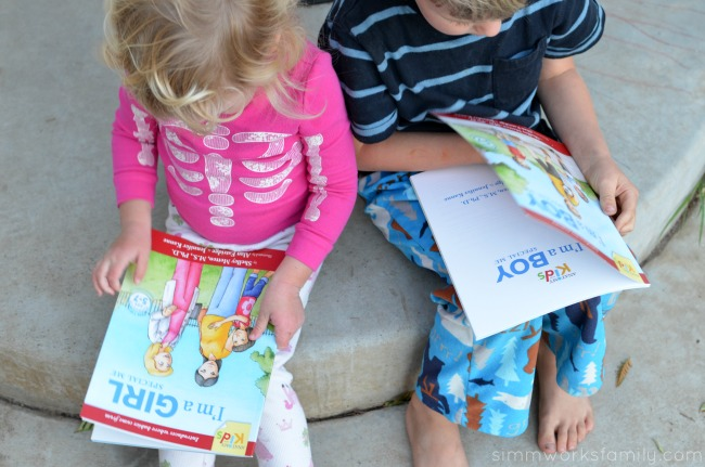Anatomy for Kids books