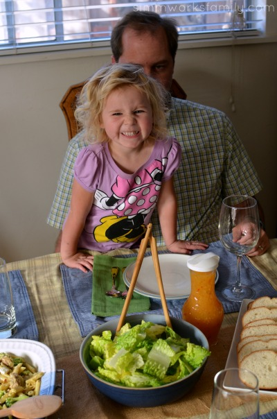 Easy Weeknight Meals with Family Conversations